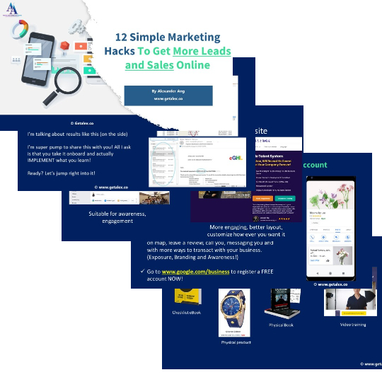 12 Marketing Strategies Cover